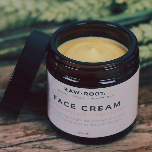 Face Cream with Pomegranate and Seabuckthorn