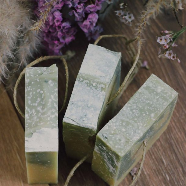 Greenie Genie Soap Bar