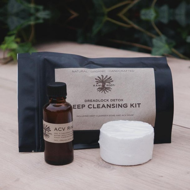 Deep Cleansing Kit - Dreadlock Detox