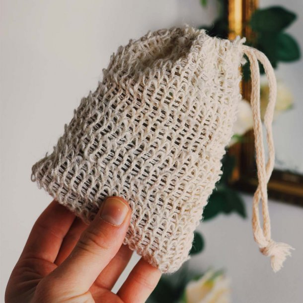 Sisal Exfoliating Pouch for Soap