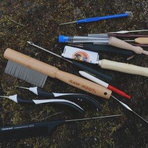 Dreadlocks Værktøj