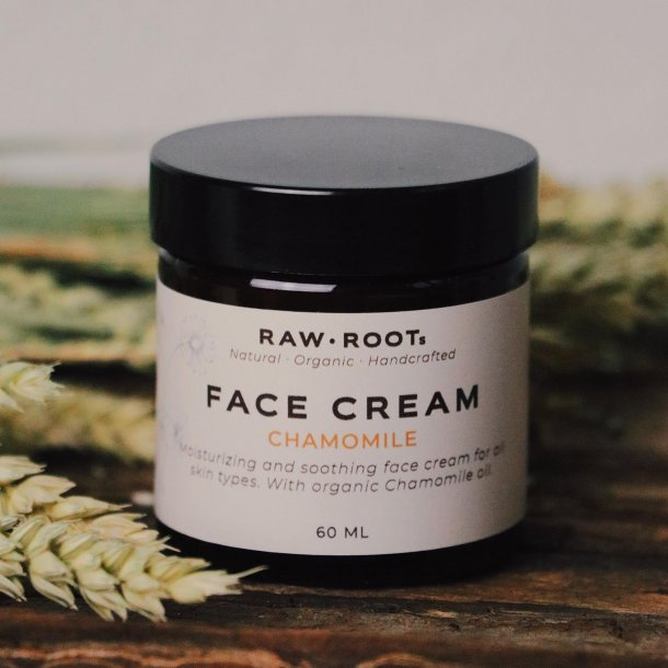 Face Cream with Chamomille 60ML