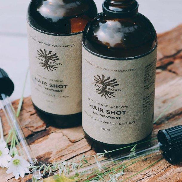 Hair De-Greasing Shot - Oil Treatment